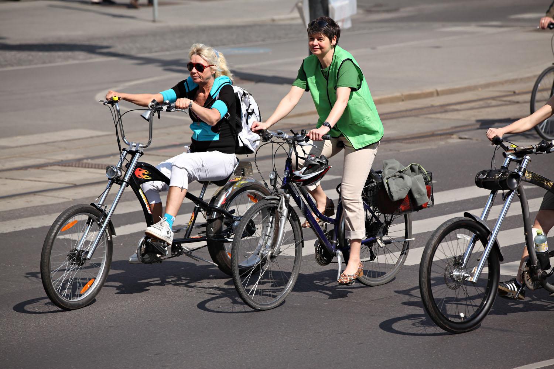 Das Fahrrad – beliebtes Aufregerthema