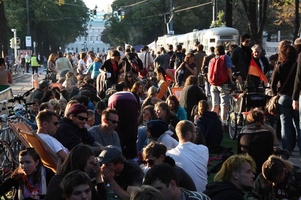 Mitreden statt Abnicken: Grüne Bürgerbeteiligung