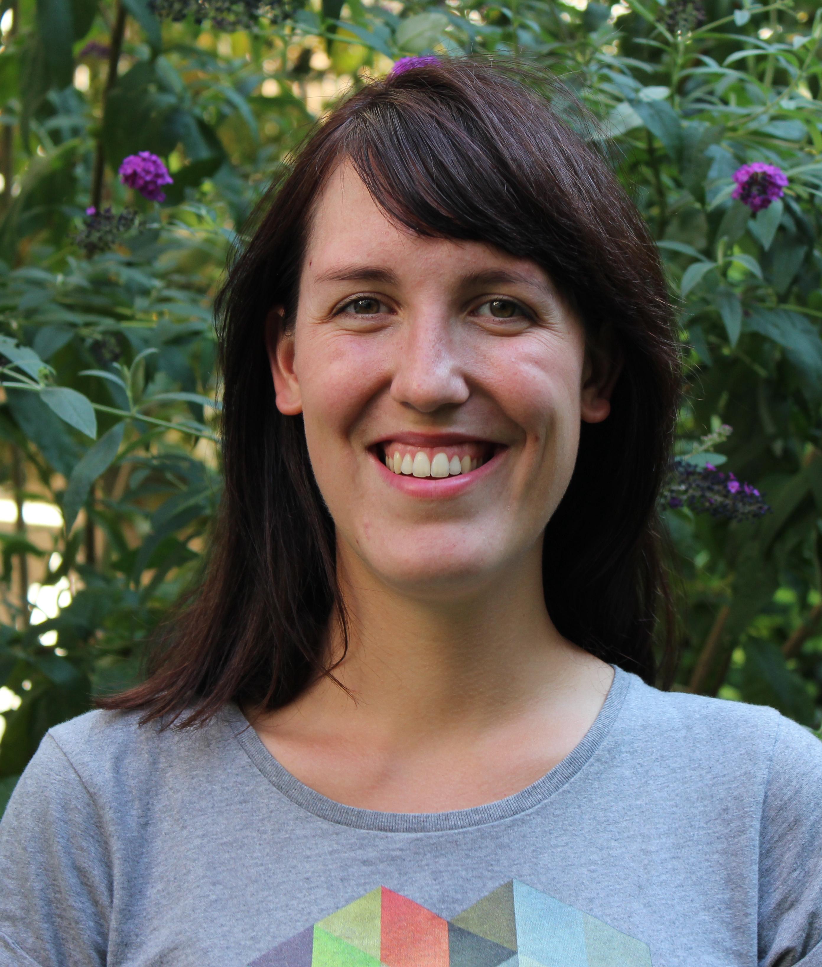 Clarissa Böck, Bezirksrätin, Sucht- und Drogenbeauftragte